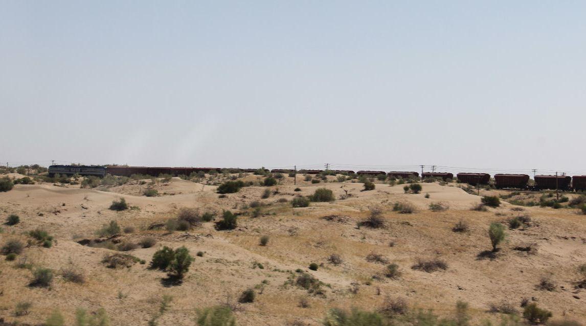 トルクメニスタンの旅(21) マリィからウズベキスタンのブハラへ移動_c0011649_09530089.jpg