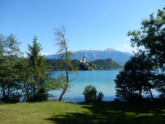 '17,6,6(火)4.スロヴェニアのブレッド湖観光①!_f0060461_16003014.jpg