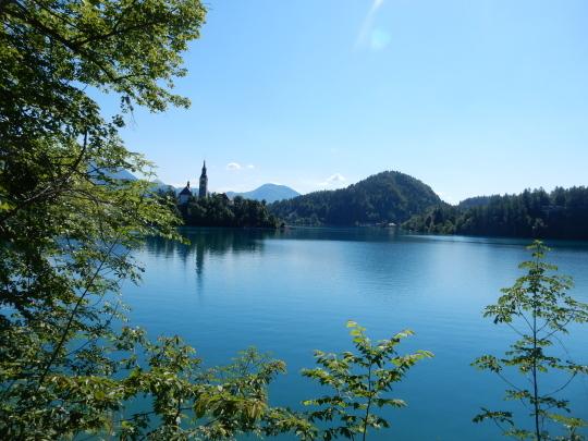 '17,6,6(火)4.スロヴェニアのブレッド湖観光①!_f0060461_16005486.jpg