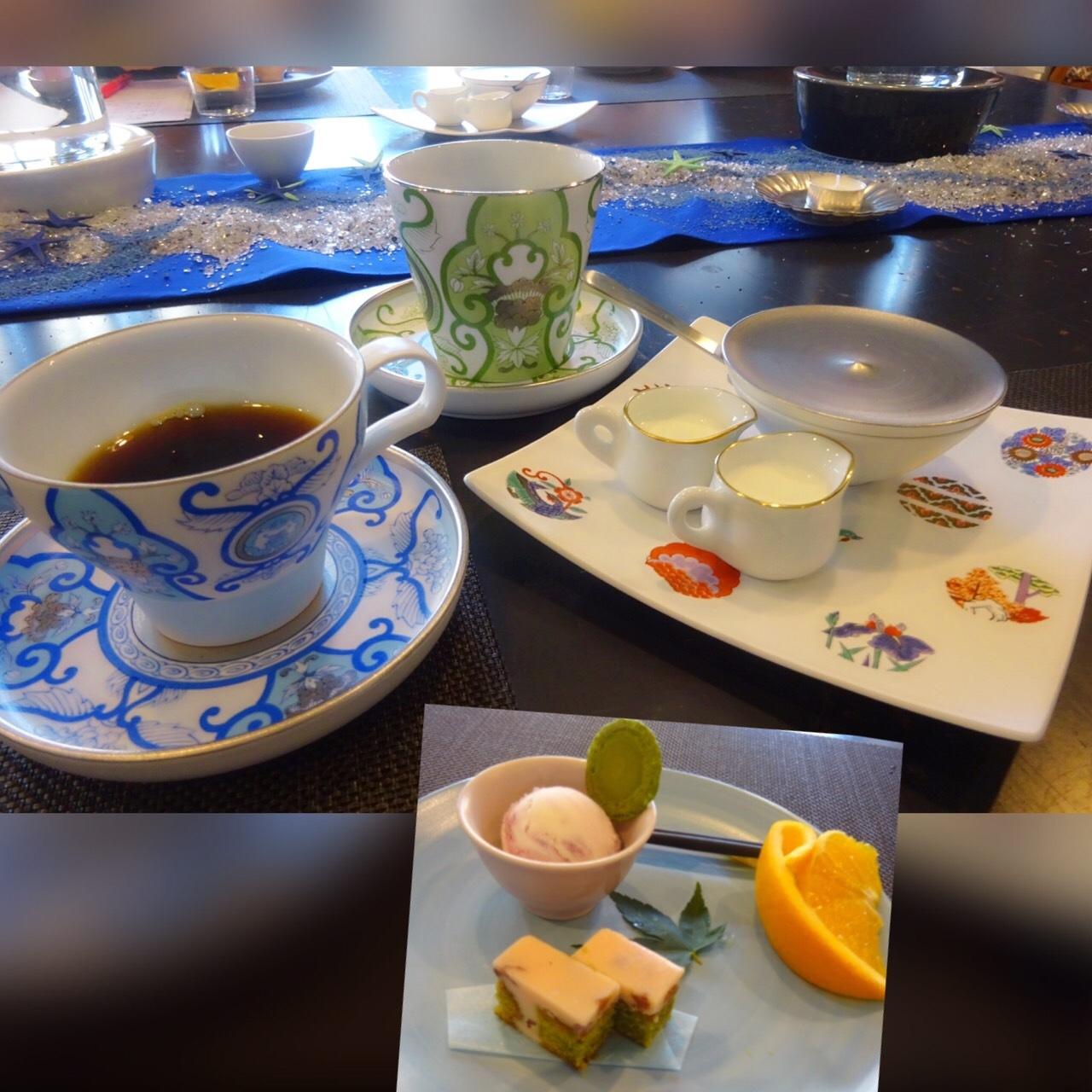 夏のテーブルコーディネートセミナー(アリタポーセリンラボ旗艦店)_c0366777_00540803.jpg