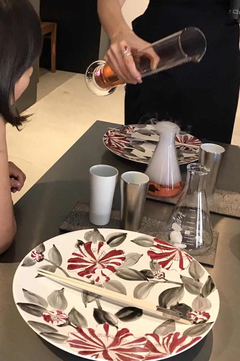 夏のテーブルコーディネートセミナー(アリタポーセリンラボ旗艦店)_c0366777_01432006.jpg