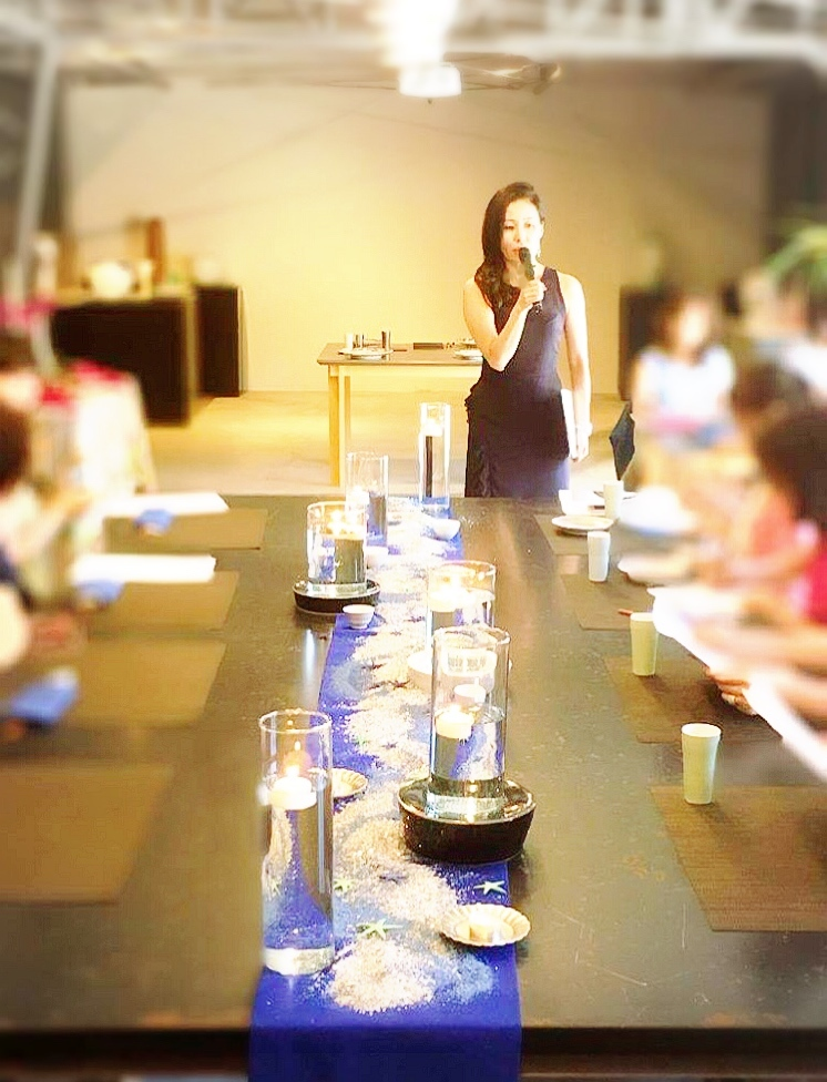 夏のテーブルコーディネートセミナー(アリタポーセリンラボ旗艦店)_c0366777_02061689.jpg