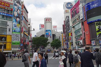 6月6日(火)今日の渋谷109前交差点_b0056983_22335744.jpg