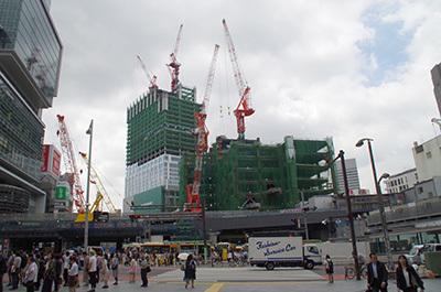 6月6日(火)今日の渋谷109前交差点_b0056983_22345207.jpg