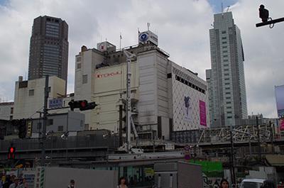 6月6日(火)今日の渋谷109前交差点_b0056983_22345226.jpg