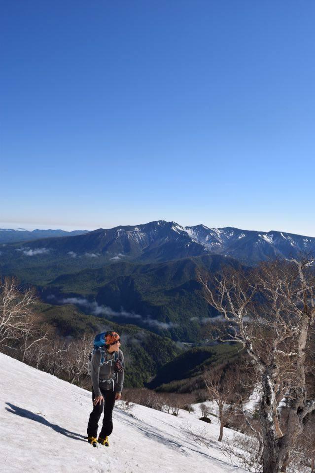 白雲岳へ行ってきました_d0198793_1117461.jpg