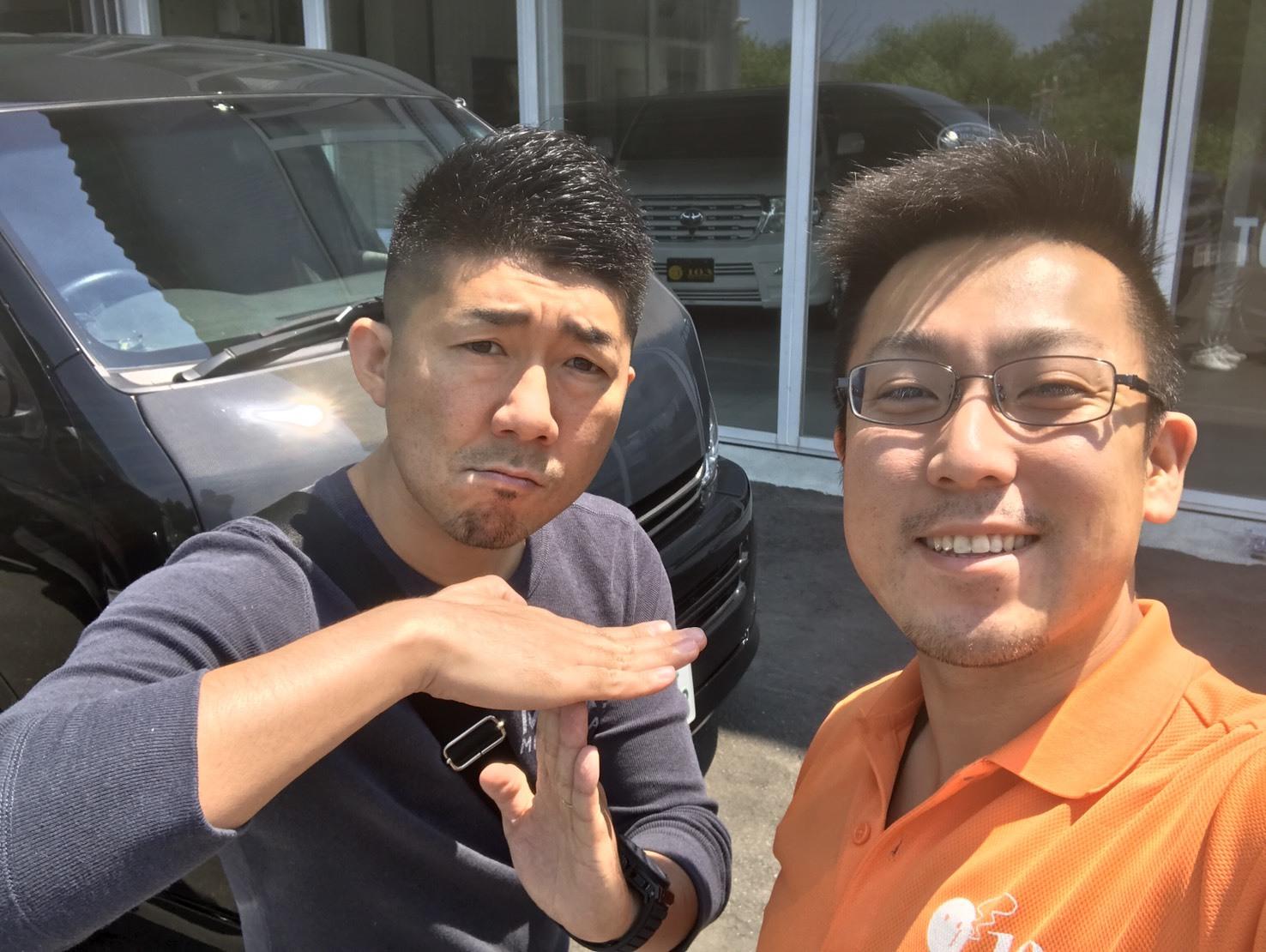 6月6日(火)TOMMY BASE ともみブログ☆ランクル ベースはハイエースだらけ!_b0127002_13120181.jpg