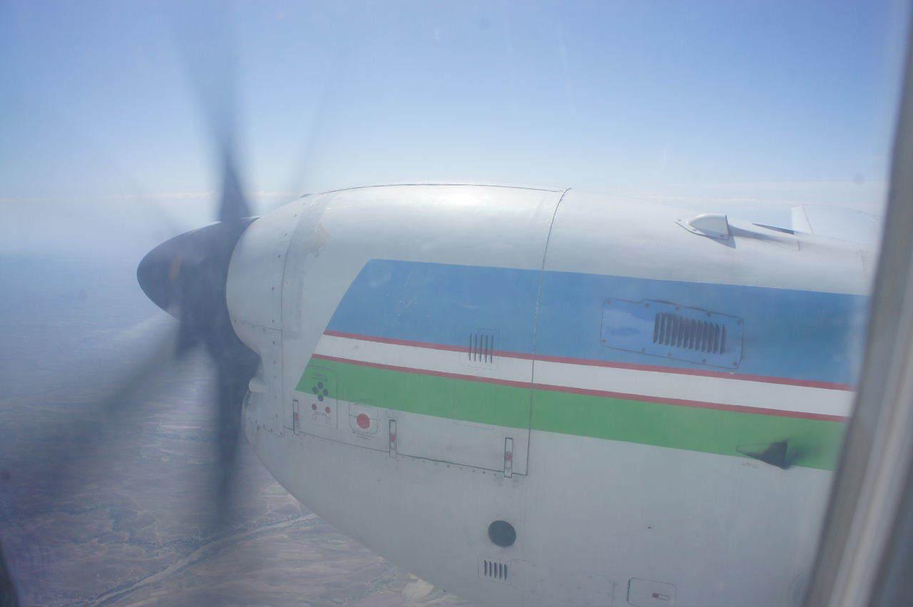 トルクメニスタンの旅(22) 最後に タシケント観光、そして帰国_c0011649_22115318.jpg