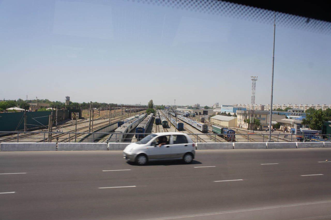 トルクメニスタンの旅(22) 最後に タシケント観光、そして帰国_c0011649_22251855.jpg