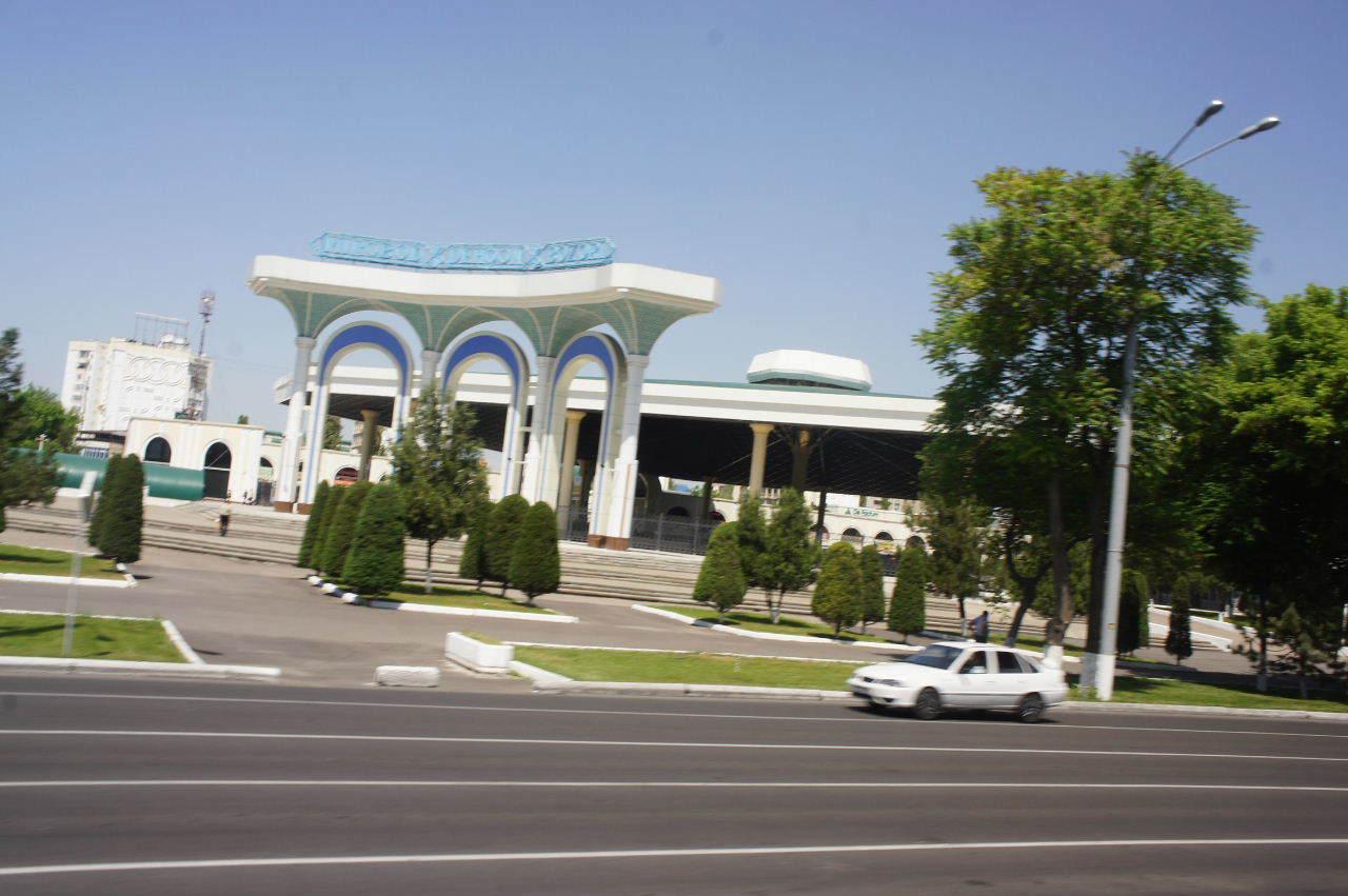 トルクメニスタンの旅(22) 最後に タシケント観光、そして帰国_c0011649_22263035.jpg
