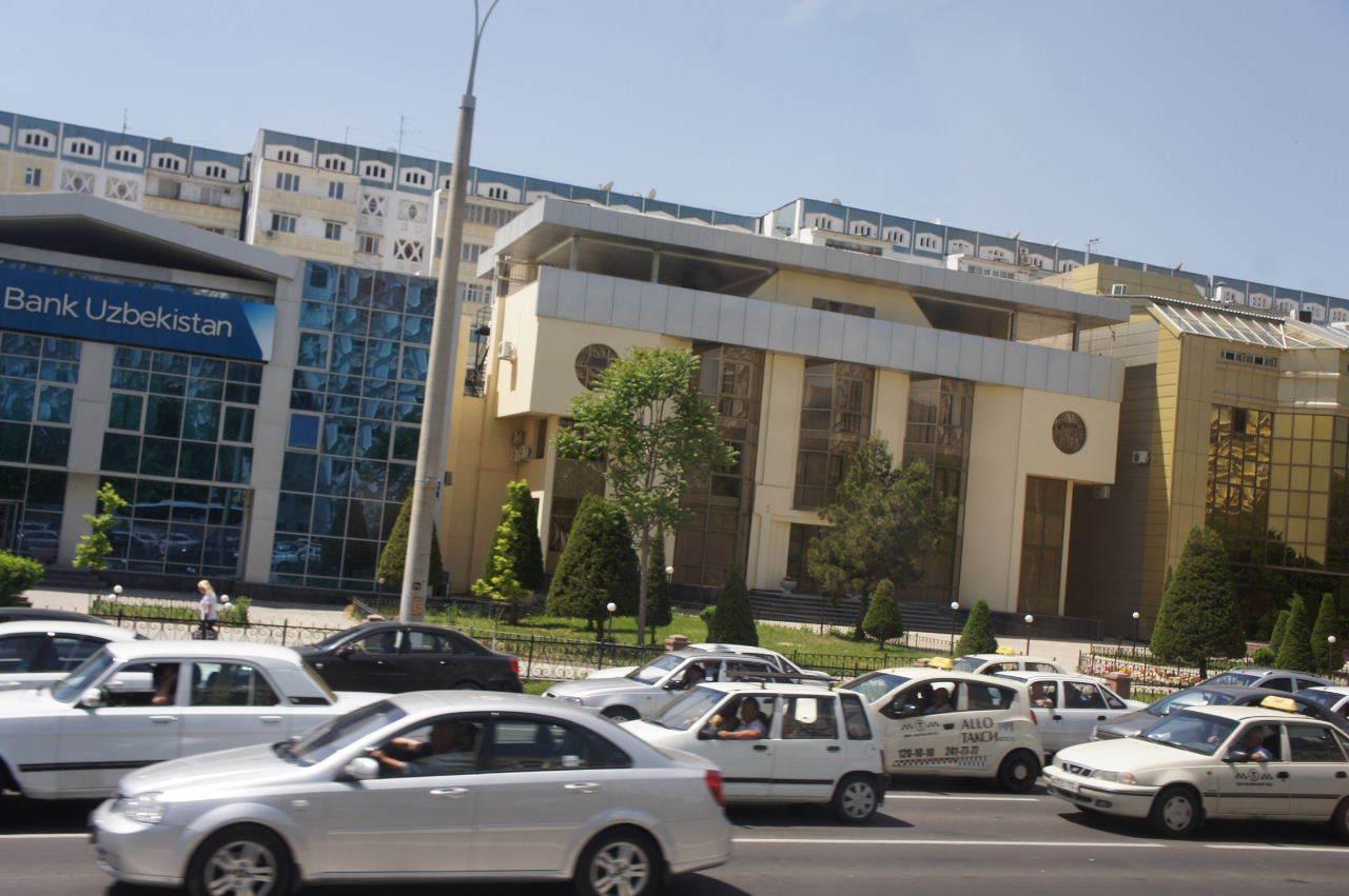 トルクメニスタンの旅(22) 最後に タシケント観光、そして帰国_c0011649_22264744.jpg