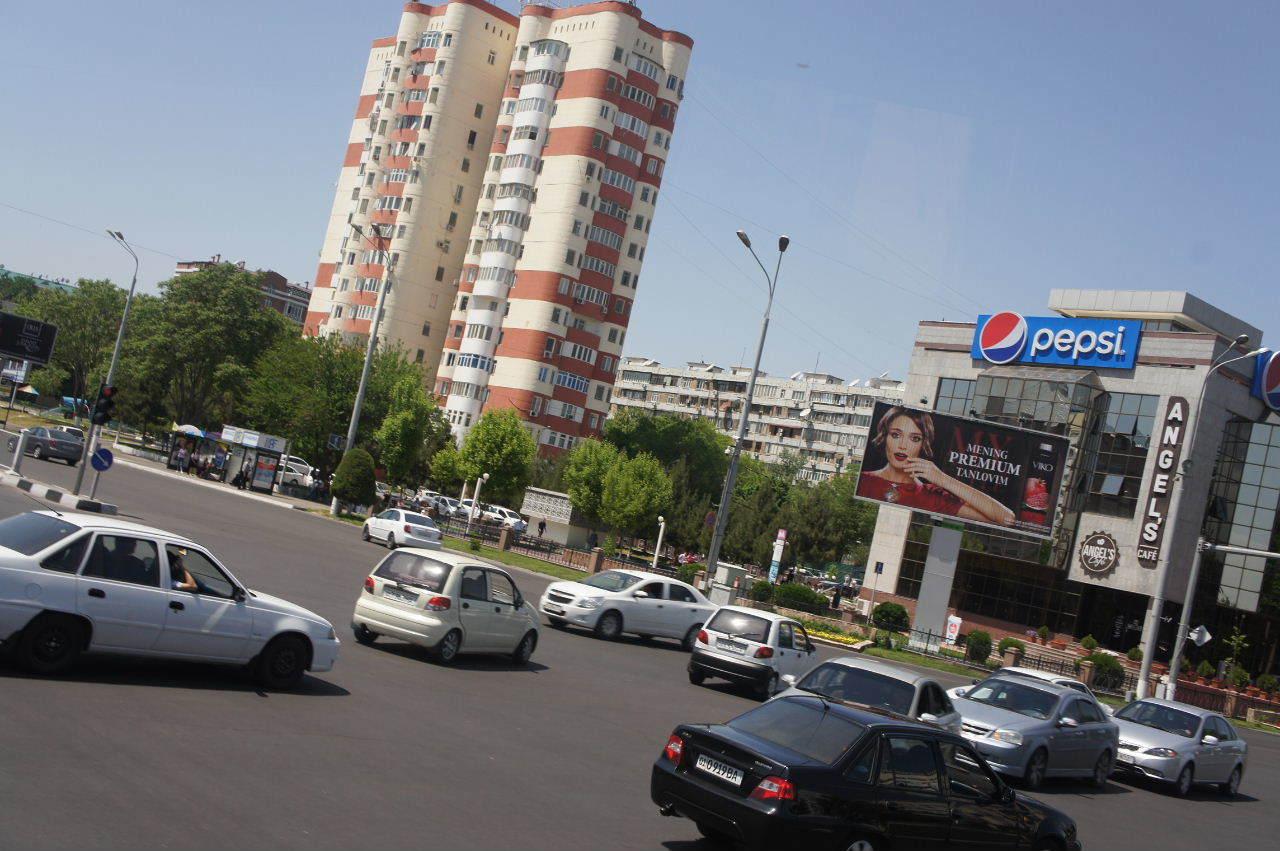 トルクメニスタンの旅(22) 最後に タシケント観光、そして帰国_c0011649_22270442.jpg