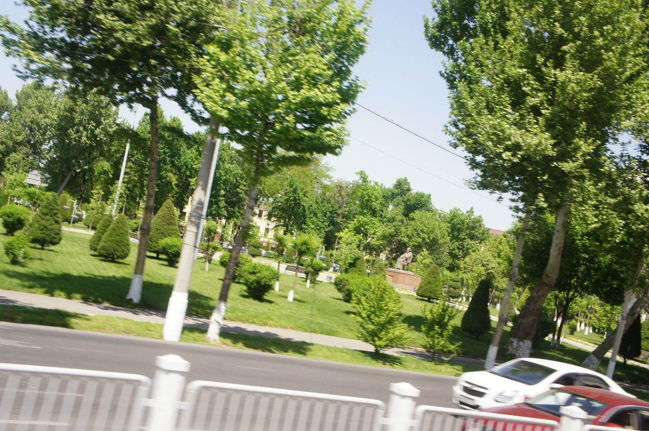 トルクメニスタンの旅(22) 最後に タシケント観光、そして帰国_c0011649_22272046.jpg