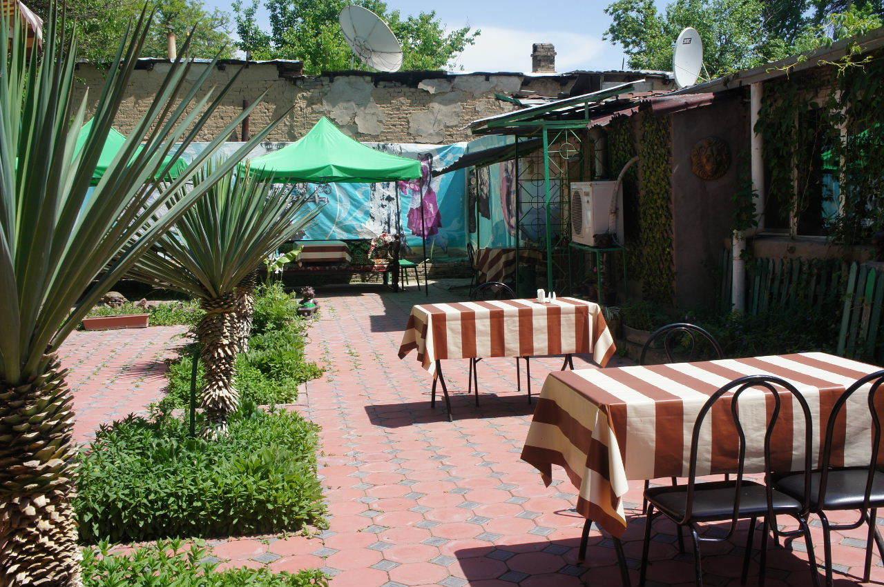 トルクメニスタンの旅(22) 最後に タシケント観光、そして帰国_c0011649_22330056.jpg