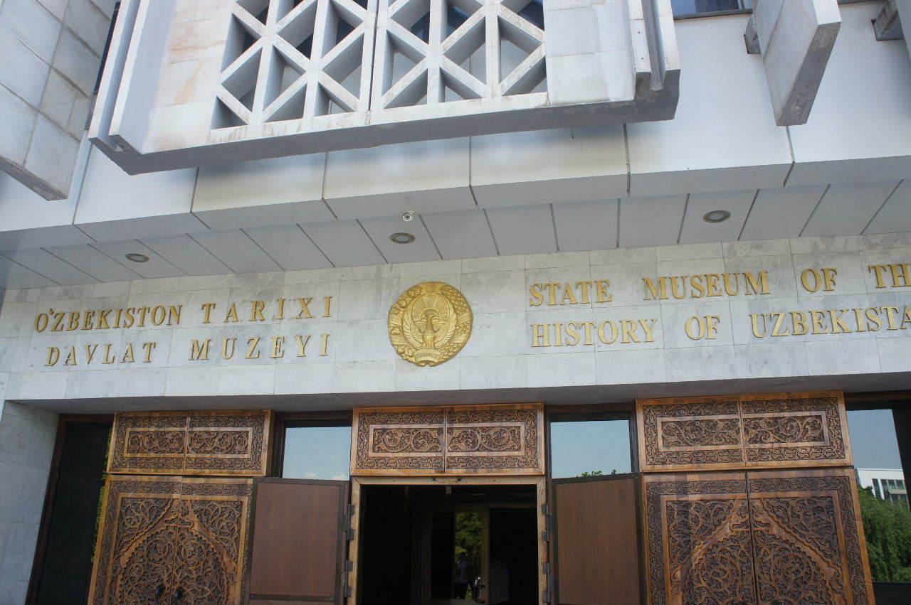 トルクメニスタンの旅(22) 最後に タシケント観光、そして帰国_c0011649_23164168.jpg
