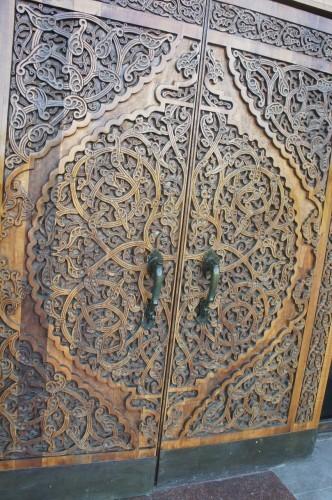 トルクメニスタンの旅(22) 最後に タシケント観光、そして帰国_c0011649_23165543.jpg