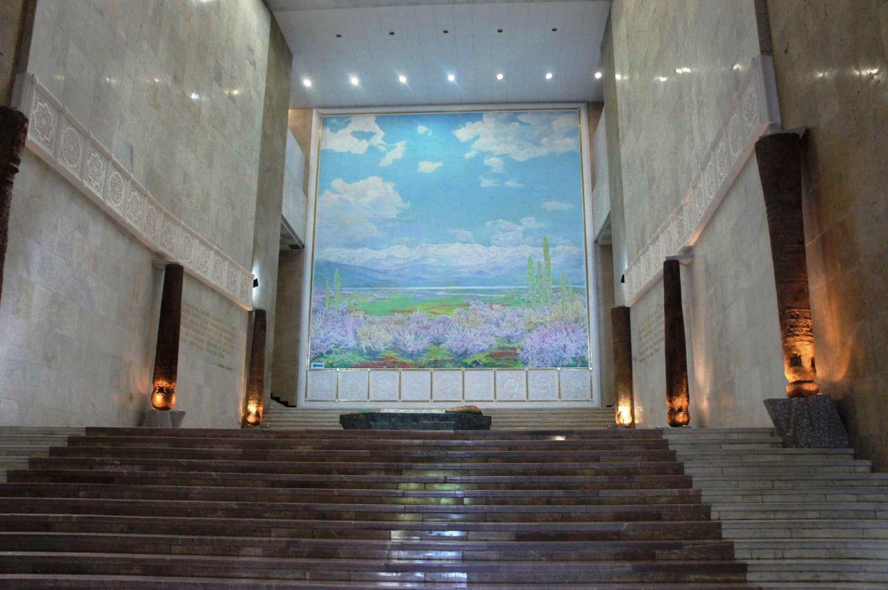 トルクメニスタンの旅(22) 最後に タシケント観光、そして帰国_c0011649_23171008.jpg