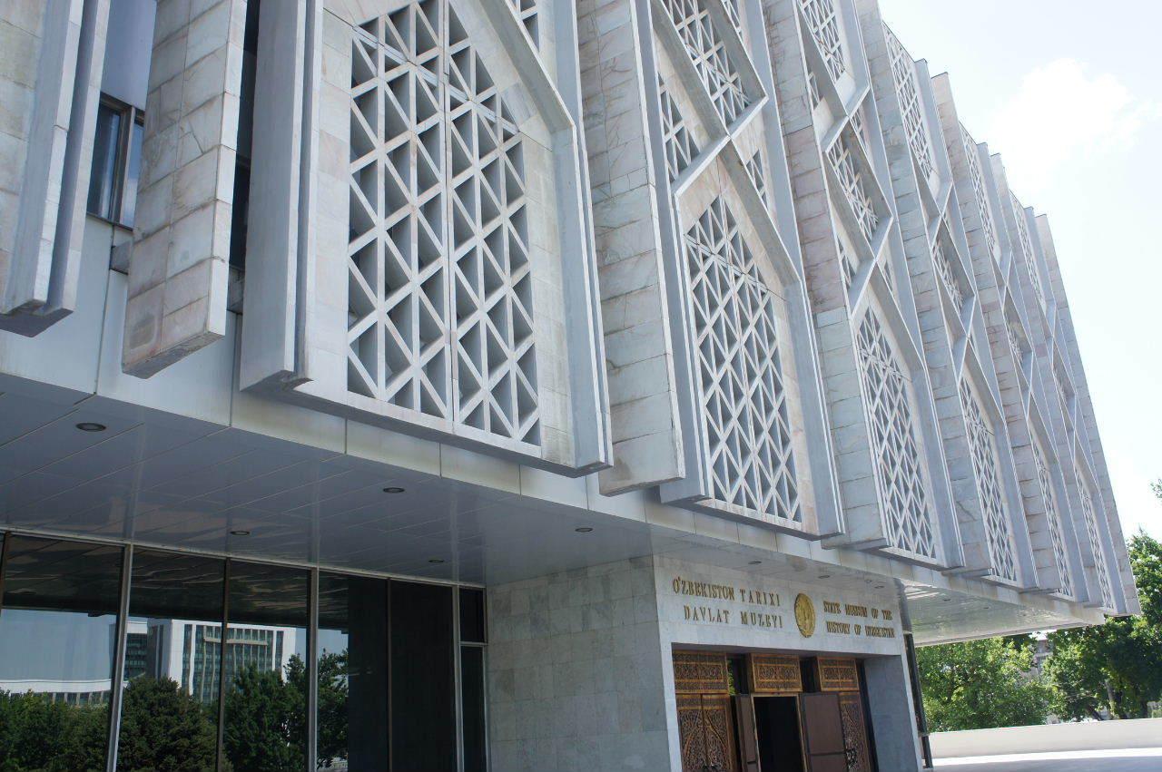 トルクメニスタンの旅(22) 最後に タシケント観光、そして帰国_c0011649_23183308.jpg