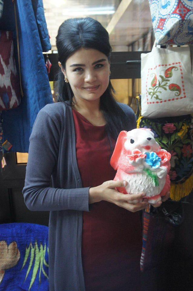 トルクメニスタンの旅(22) 最後に タシケント観光、そして帰国_c0011649_23192011.jpg