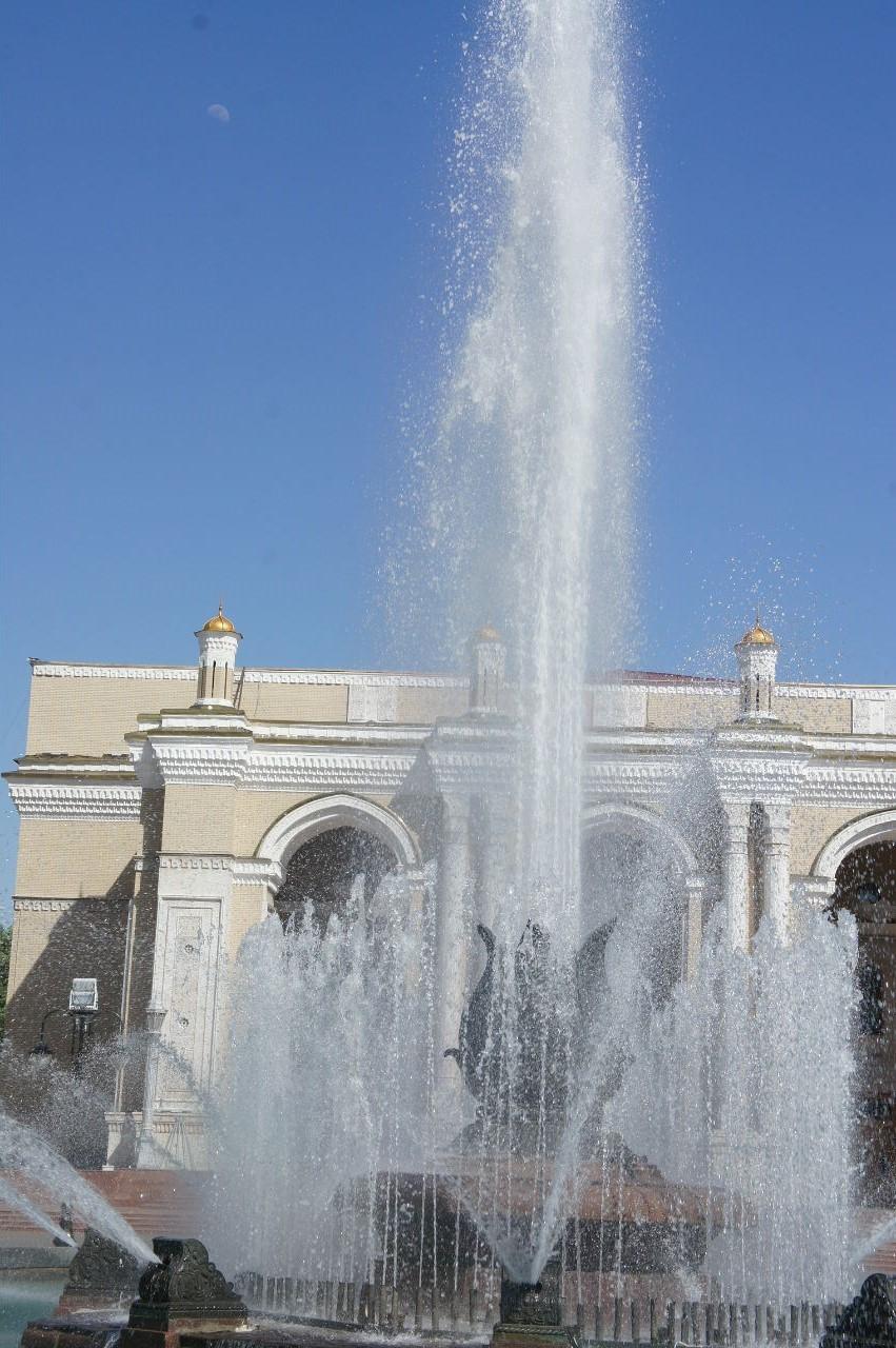 トルクメニスタンの旅(22) 最後に タシケント観光、そして帰国_c0011649_23504441.jpg