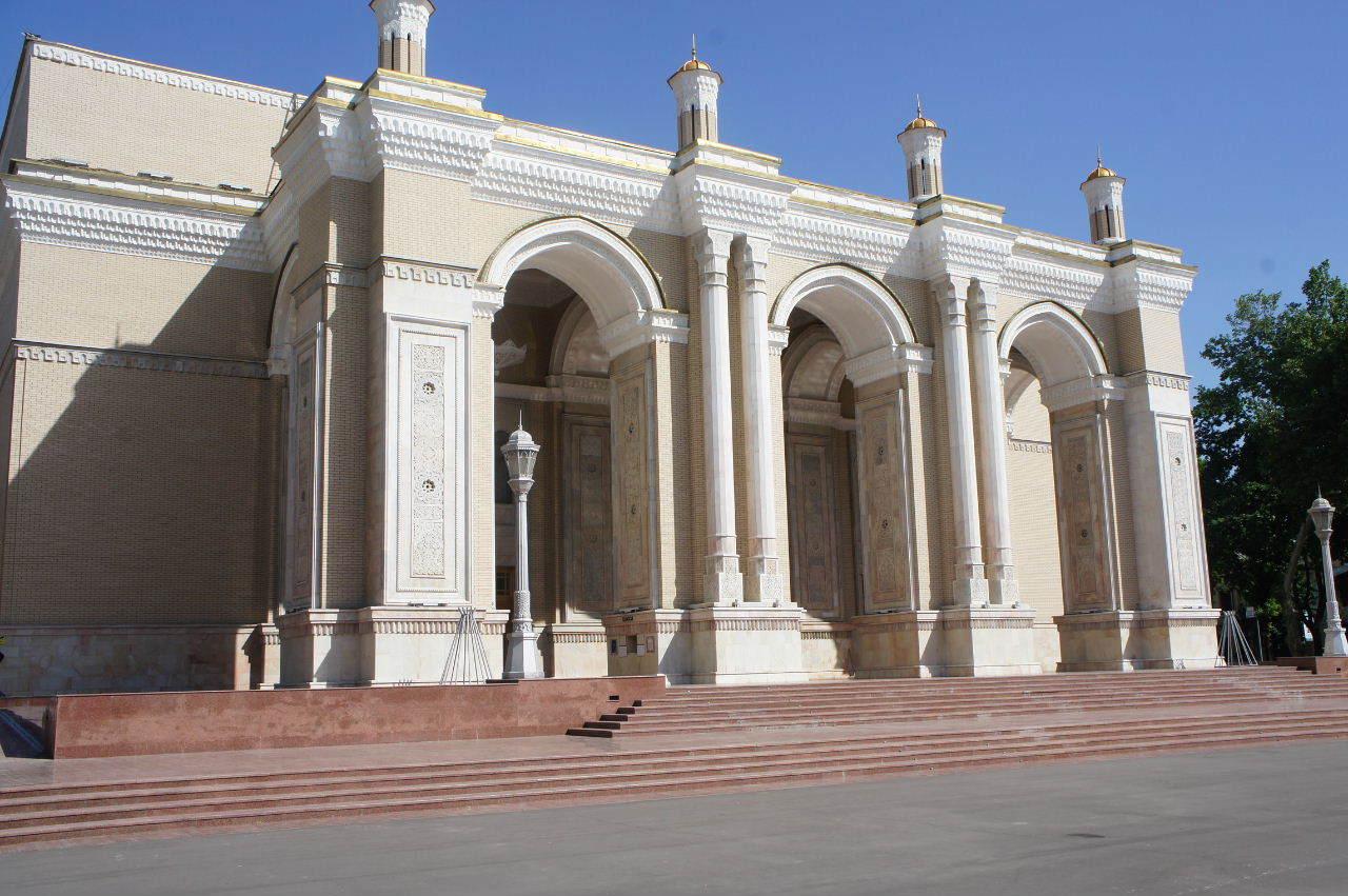 トルクメニスタンの旅(22) 最後に タシケント観光、そして帰国_c0011649_23511016.jpg