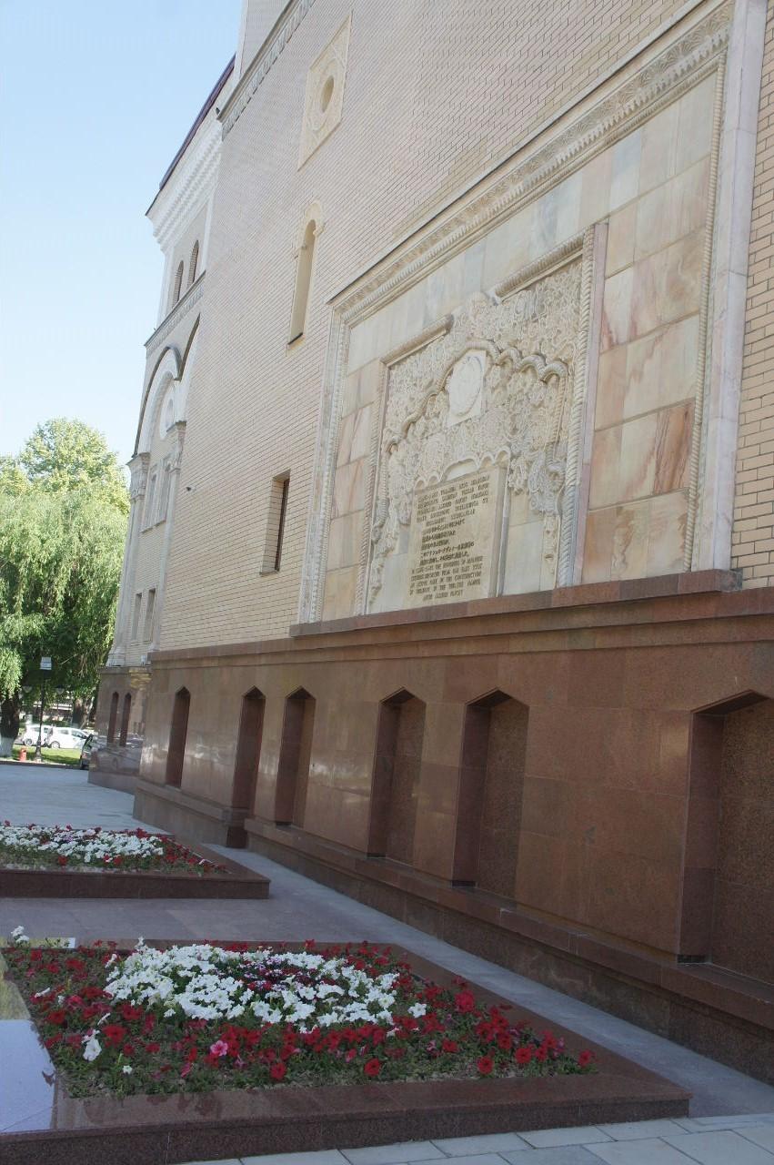 トルクメニスタンの旅(22) 最後に タシケント観光、そして帰国_c0011649_23520295.jpg