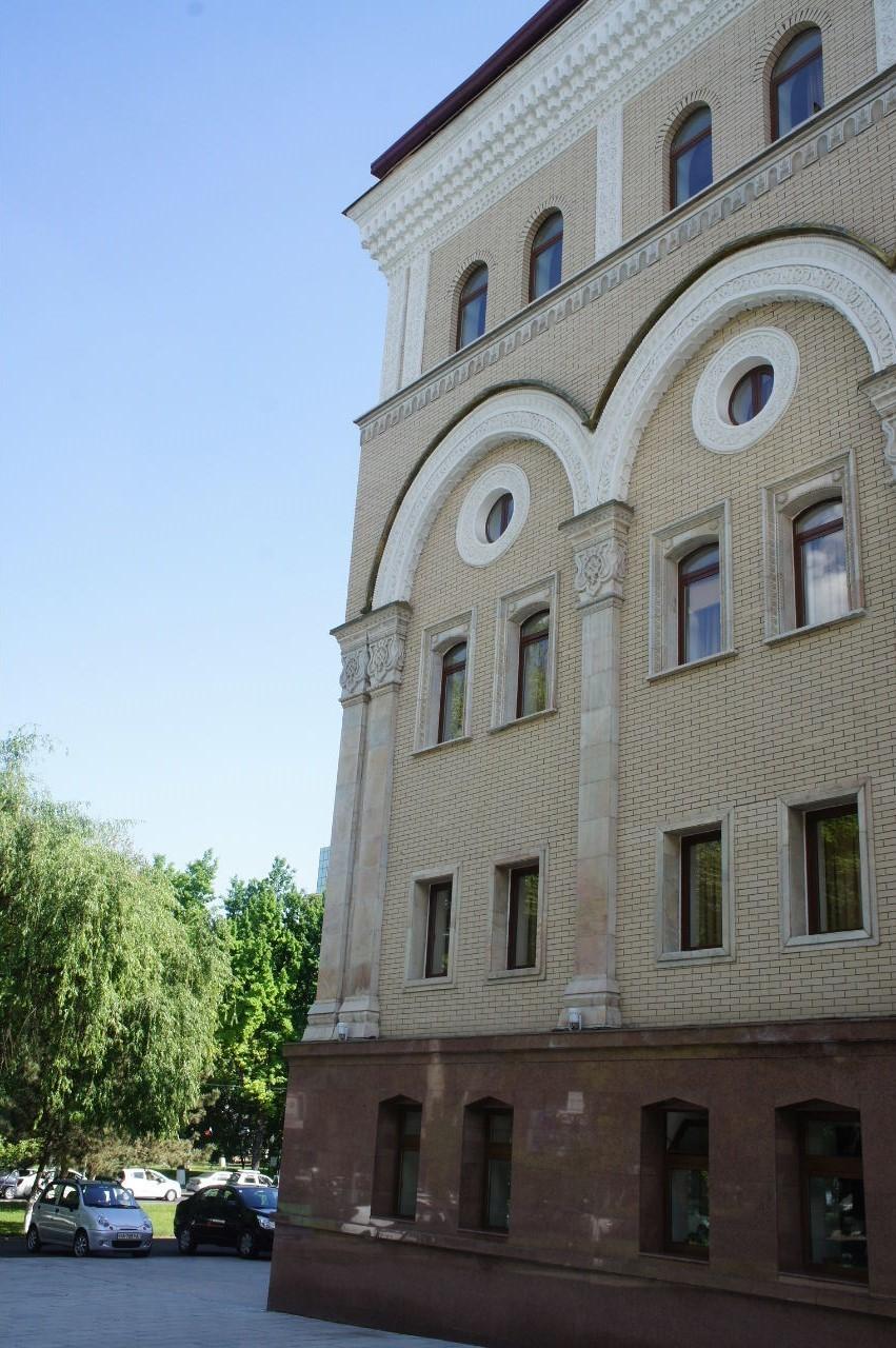 トルクメニスタンの旅(22) 最後に タシケント観光、そして帰国_c0011649_23523102.jpg