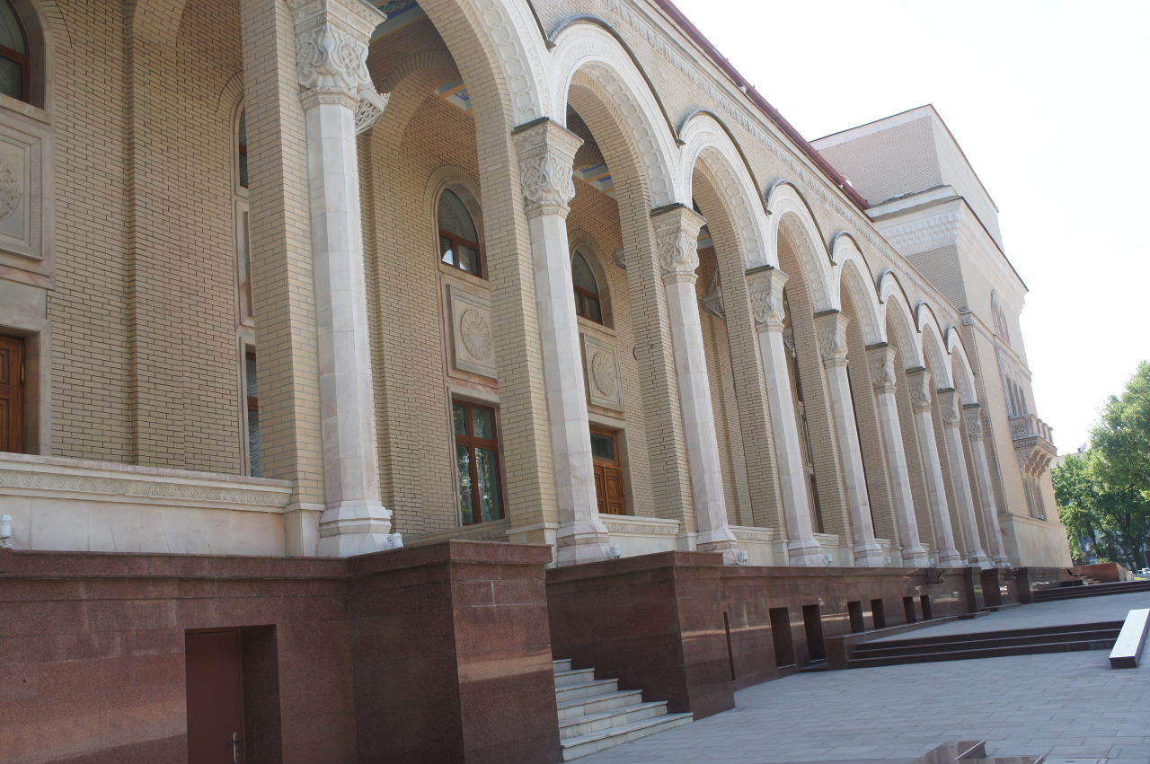 トルクメニスタンの旅(22) 最後に タシケント観光、そして帰国_c0011649_23524455.jpg