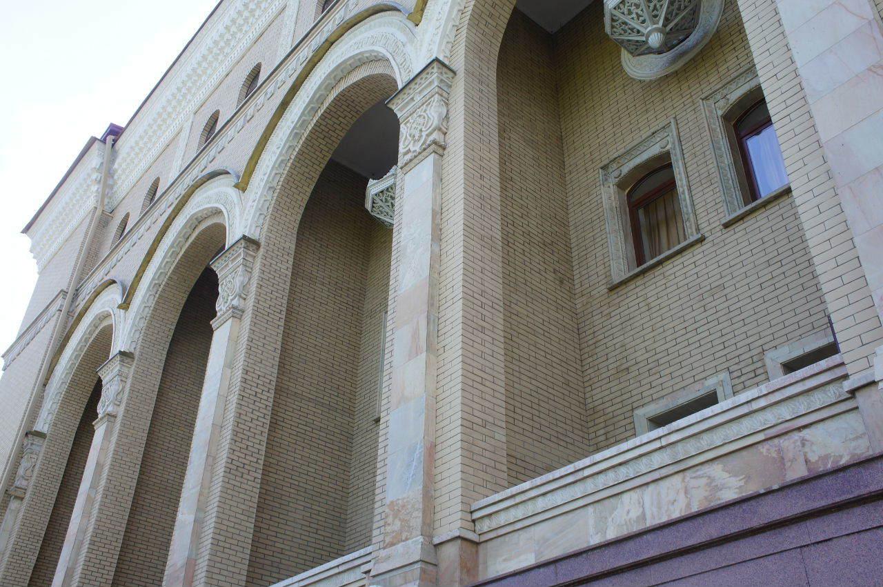 トルクメニスタンの旅(22) 最後に タシケント観光、そして帰国_c0011649_23525567.jpg