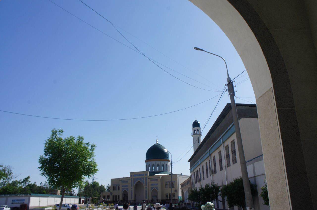 トルクメニスタンの旅(22) 最後に タシケント観光、そして帰国_c0011649_23571295.jpg