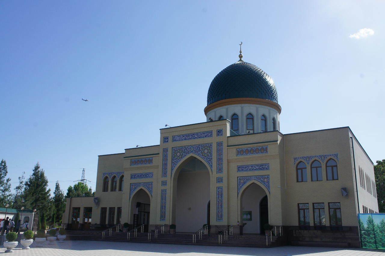 トルクメニスタンの旅(22) 最後に タシケント観光、そして帰国_c0011649_23574079.jpg