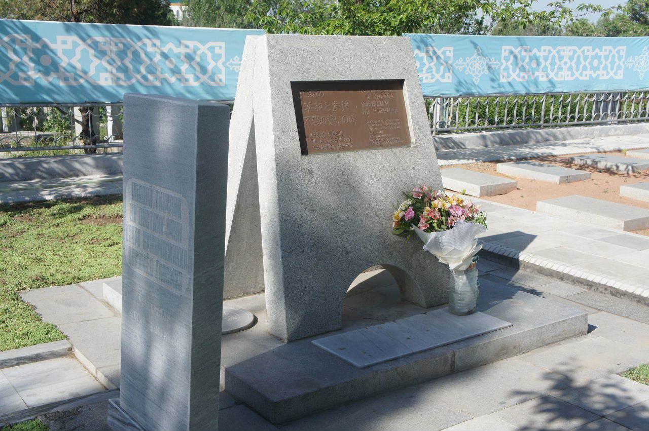 トルクメニスタンの旅(22) 最後に タシケント観光、そして帰国_c0011649_23581416.jpg
