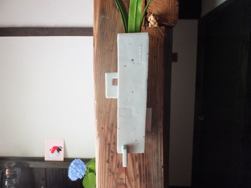 大石順一さんの花器と龍_d0336460_11125190.jpg