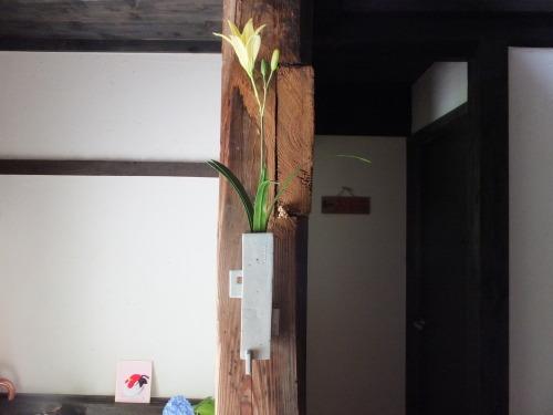 大石順一さんの花器と龍_d0336460_11134627.jpg