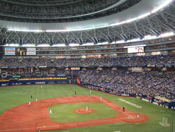 京セラドーム 阪神VSオリックス戦_d0202264_12275323.jpg