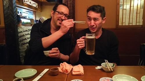 やっと写真アップしました【Frantz&Christoph+Japan●6】_d0244370_18232112.jpg