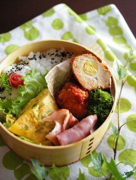 今日の鶏ハンバーグ弁当とお弁当作りのコツ_d0327373_07185052.jpg