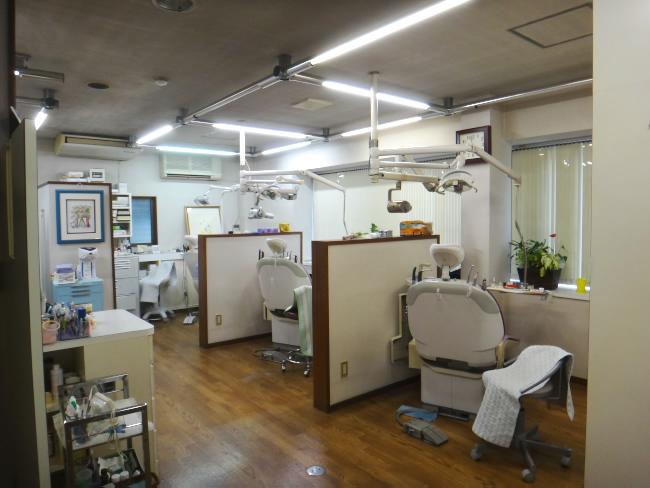 Y歯科医院様改修工事_c0184295_19181462.jpg