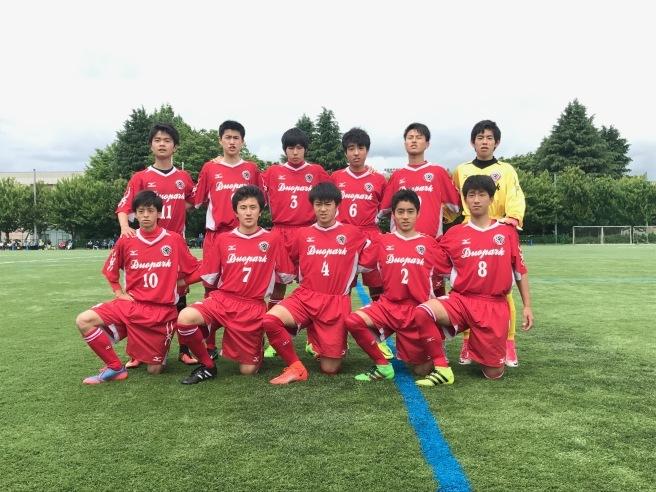 プレイバック【U-18 CLUB YOUTH】東北決勝ラウンド モンテディオ山形戦 May 28, 2017_c0365198_21065762.jpg