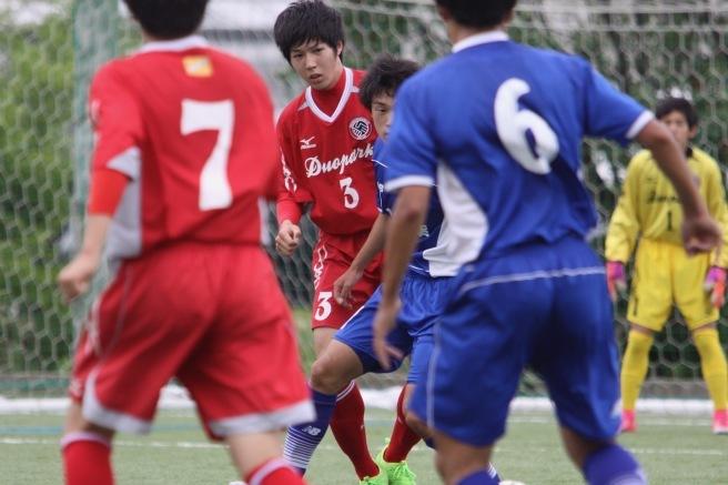 プレイバック【U-18 CLUB YOUTH】東北決勝ラウンド モンテディオ山形戦 May 28, 2017_c0365198_21071372.jpg