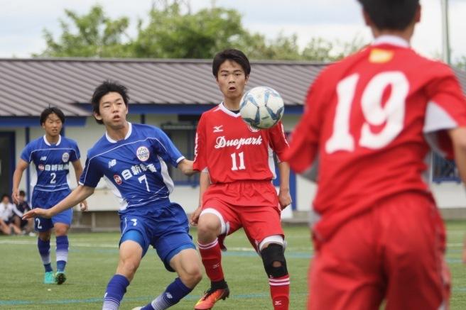 プレイバック【U-18 CLUB YOUTH】東北決勝ラウンド モンテディオ山形戦 May 28, 2017_c0365198_21091270.jpg