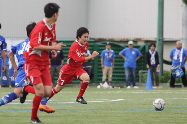 プレイバック【U-18 CLUB YOUTH】東北決勝ラウンド モンテディオ山形戦 May 28, 2017_c0365198_21102568.jpg