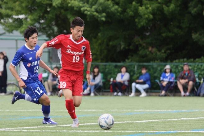 プレイバック【U-18 CLUB YOUTH】東北決勝ラウンド モンテディオ山形戦 May 28, 2017_c0365198_21103673.jpg