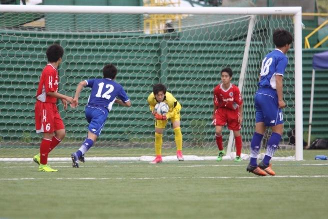 プレイバック【U-18 CLUB YOUTH】東北決勝ラウンド モンテディオ山形戦 May 28, 2017_c0365198_21103954.jpg