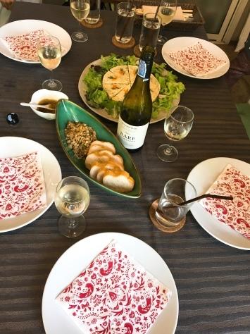 4月バンコクレッスン・・・北欧料理「かもめ食堂のように」_f0141419_10124234.jpg