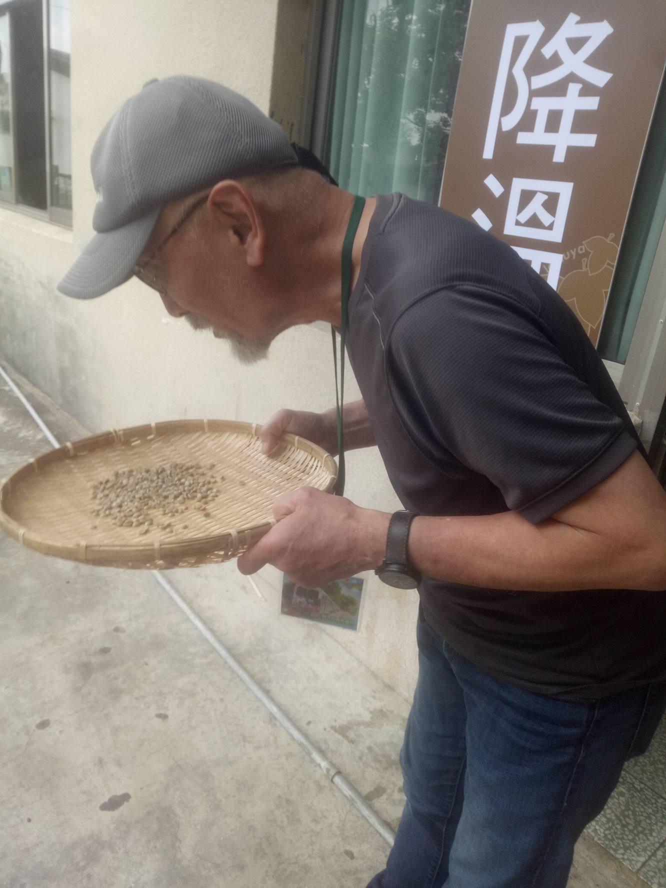 生豆から焙煎して淹れた阿里山コーヒーはおいしかったですよ_d0362031_16265609.jpg