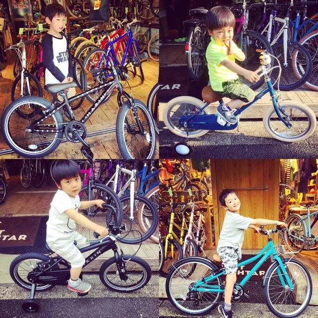 『LIPIT KIDS !』KIDS キッズ おしゃれ子供車 おしゃれ自転車 オシャレ子供車 子供車 リピトデザイン トーキョーバイク マリン コーダブルーム_b0212032_18593025.jpg
