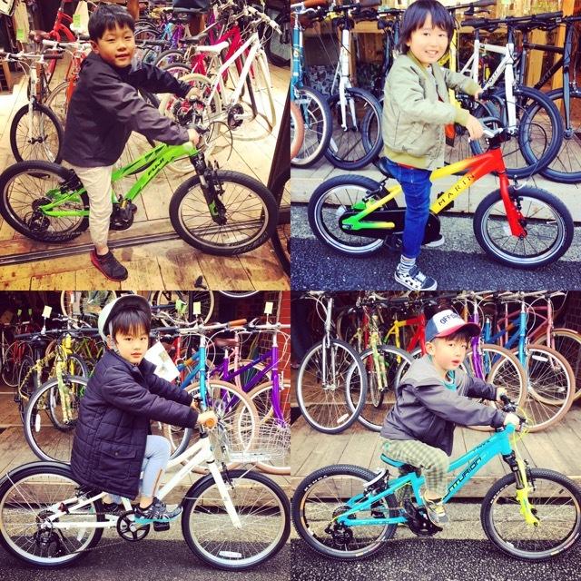 『LIPIT KIDS !』KIDS キッズ おしゃれ子供車 おしゃれ自転車 オシャレ子供車 子供車 リピトデザイン トーキョーバイク マリン コーダブルーム_b0212032_19002177.jpg