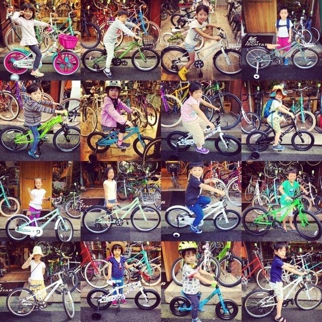 『LIPIT KIDS !』KIDS キッズ おしゃれ子供車 おしゃれ自転車 オシャレ子供車 子供車 リピトデザイン トーキョーバイク マリン コーダブルーム_b0212032_19012460.jpg