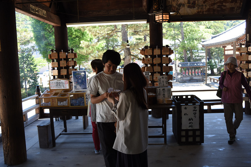 文殊堂の人々(神仏習合の話)_e0374932_15111085.jpg
